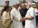 Is Nitish Kumar 'repenting' for joining hands with his arch-rival Modi?