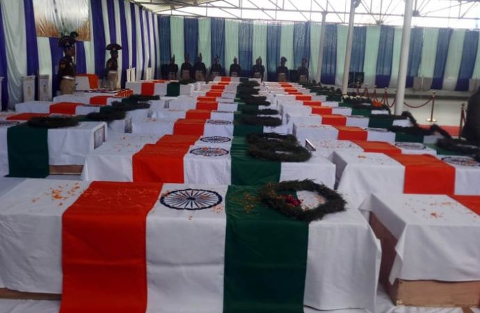 Not rejoicing jawans' death: Pulwama Suicide bomber's father