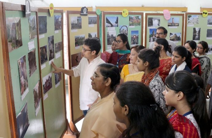 PWC girls display photographic talents at photo exhibition