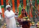 Caught in 'flood of troubles', Rabri Devi to observe Chhath puja again