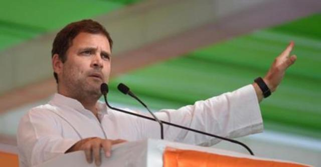 Rahul Gandhi is Kashmiri Brahmin and his gotra is 'Dattatreya', says temple priest