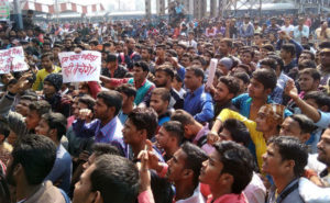 PM Modi 'surrenders' before the protesting Bihar students, annuls new rly rules