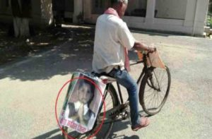 Man on cycle seeks justice for his raped-and-killed daughter