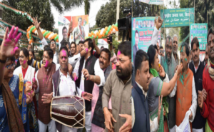 Holi comes too early for RJD, Cong in Bihar as BJP loses power in three key states