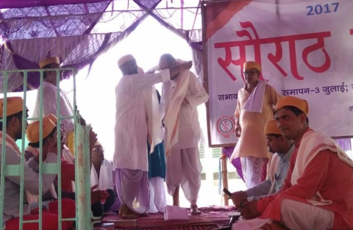 Bihar: Saurath Sabha re-enacts 'Shashtrartha' to restore Mithila's intellectual legacy