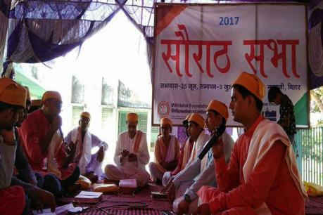 Bihar's Mithila blazes trail of glory as the nine-day Saurath Sabha concludes