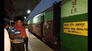 Getting nostalgic: After 155-year-long run, Bihar train finally slips into history