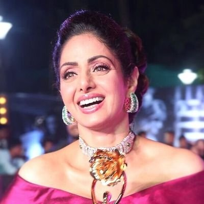 Legendary actress Sridevi passes away at 54