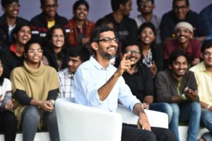 India will soon be a global player in digital economy, says Google CEO Pichai