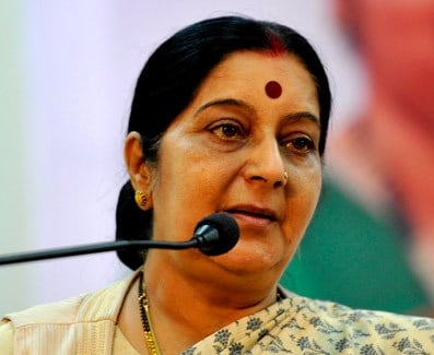 All countries are with us: Sushma on India-China standoff at Doklam
