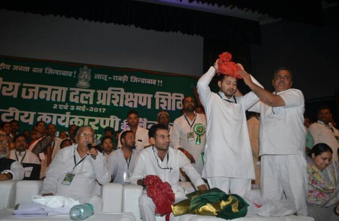 How the grant of bail to Rabri, Tejashwi saves RJD from going 'headless' at crucial time