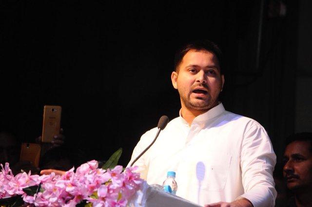 Big jump: Tejashwi figures among list of Cong's 'star campaigner' for Karnataka polls
