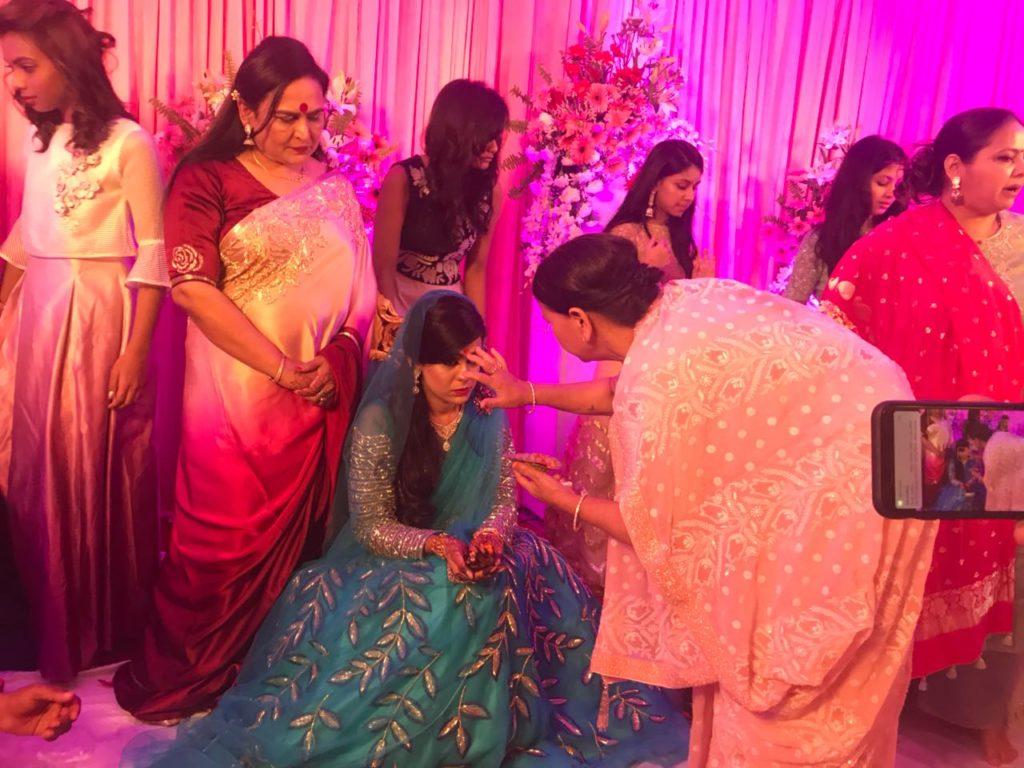 Tej posts emotional tweet after engagement with Aishwarya, says ...