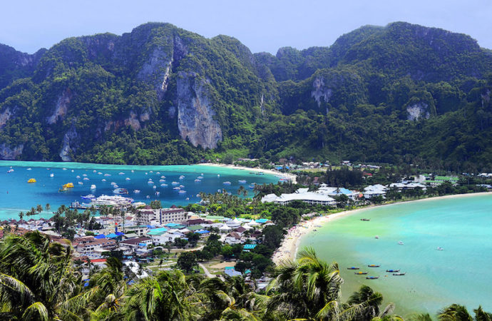 Thailand: The Popular Tourist Destination in the World