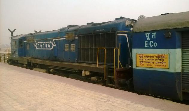 Express train runs without engine for 2 km in Bihar putting passengers' life at risk