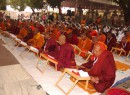 10-day International Tripitaka Puja by Buddhists begins at Bodh Gaya