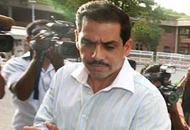 Robert Vadra moves for anticipatory bail in London property case