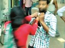 Wife beats man after he says 'triple talaq' on the streets in Indian state of Bihar