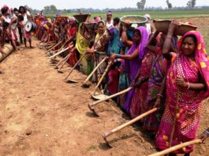Women construct 2km road in 3 days in India's Bihar state after govt sleeps on their appeal