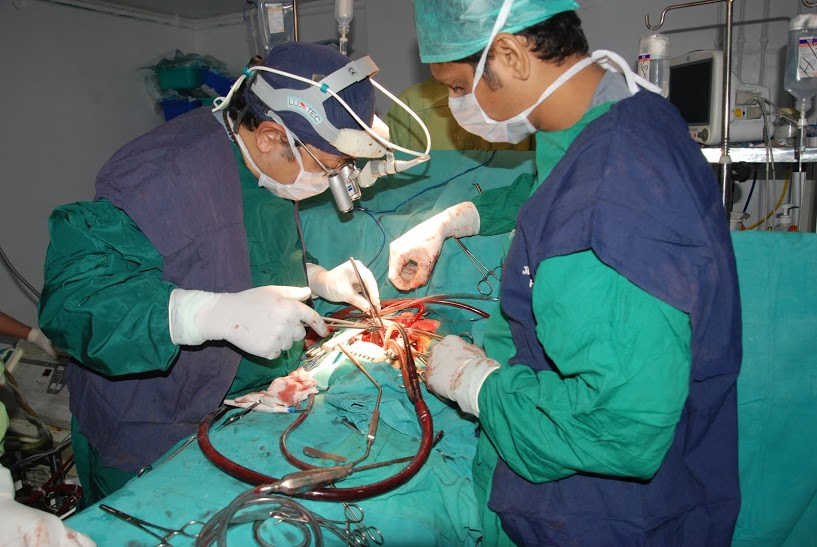 a bihar doctor who plays music at the operation theatre to perform
