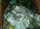 Currency notes worth Rs 200,000 rot in temple donation box as millions go hungry in Bihar