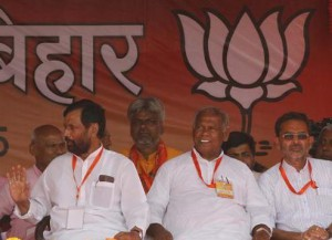 No more wanted? Pushed to the wall, non-BJP NDA allies from Bihar sit together, discuss merger plan