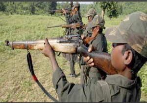 Female Maoists among five gunned down in gun-battle with security  forces in India