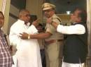 Bihar lawmakers stop short of exchanging blows in public, threaten each other