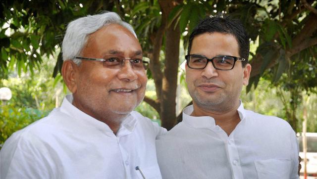 Has JD-U poll strategist Prashant Kishor grown too big for his boots or…?