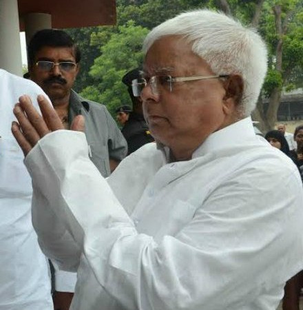 Lalu 'misses' outside world in jail, rues start of elections process in his absence