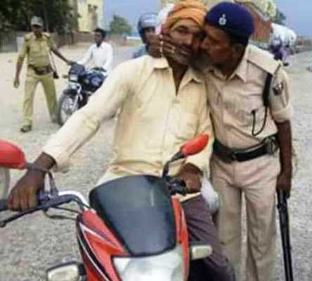 Wonderful Bihar: How 'sniffer' cops keep their state dry!