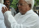 Lalu appears before special CBI court in Ranchi in fodder scam