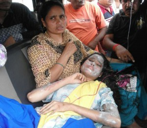 Youth throws acid as girl protests molestation bids