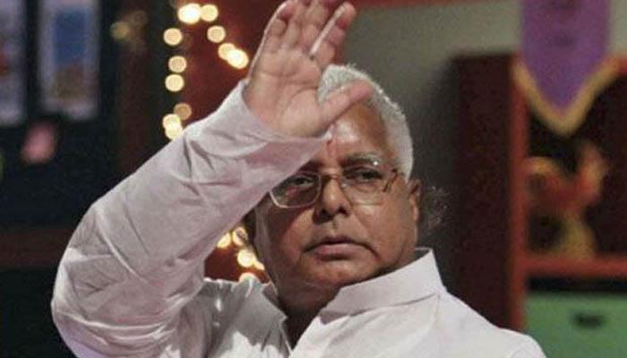 How Lalu Prasad drafted opposition's poll strategy while sitting in Ranchi jail
