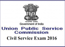 Indian Economic Service/Indian Statistical Service Examination 2016