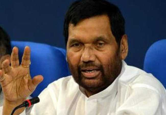 Won't allow Paswan to enter Grand Alliance, says Jitam Ram Manjhi