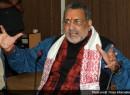 BJP minister Giriraj Singh questions Nitish Kumar's Durga idol immersion order