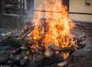 Indian villager cremated twice during his lifetime returns home amid joy!