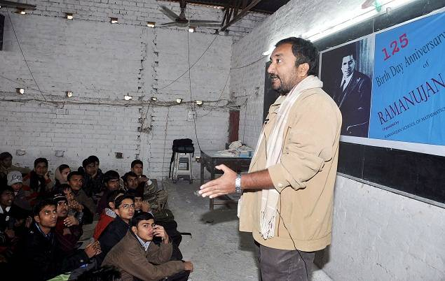 Job scandals earning a bad name for Bihar, says 'Super 30' founder Anand Kumar