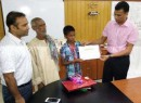 Boy who saved four girls from being drowned honoured by Indian official