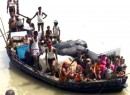 Man, animals share same boat as PM Modi assures all helps to flooded Bihar