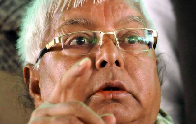 'FIR is not resignation. If that's the rule then anybody can be removed anytime,' says Lalu