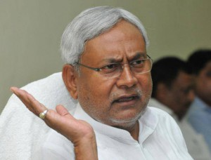 Move court if you have evidence against me, Nitish tell Lalu