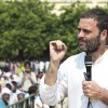 UP polls: Rahul Gandhi in action!
