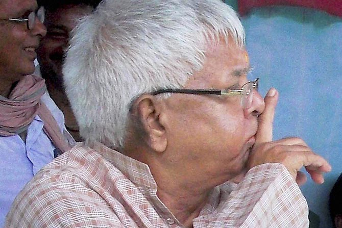 UP officials had called up judge to seek favour for Lalu in fodder scam case: Report