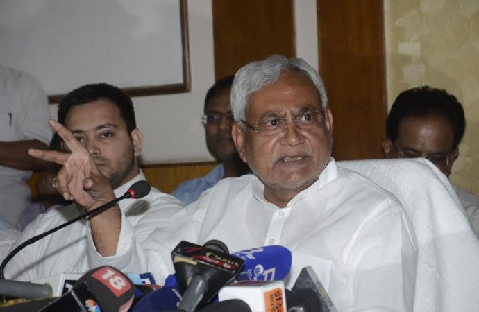 Will Tejashwi go? Nitish party hardens posture over his continuation
