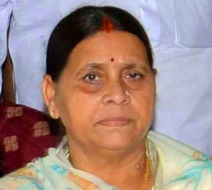 Nitish can't escape from his responsibility, must resign soon: Rabri Devi