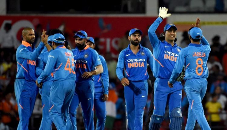 Indian squad for ICC cricket World Cup announced, Kartik replaces Rishabh
