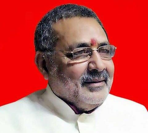 Giriraj Singh should be projected as CM face of Bihar, demand supporters on his B'day