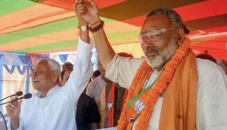 Bihar NDA crisis deepens as BJP minister Giriraj Singh questions Nitish's Iftar politics